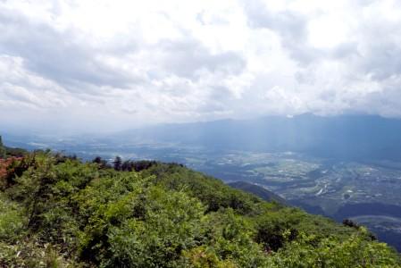 陣馬形山2