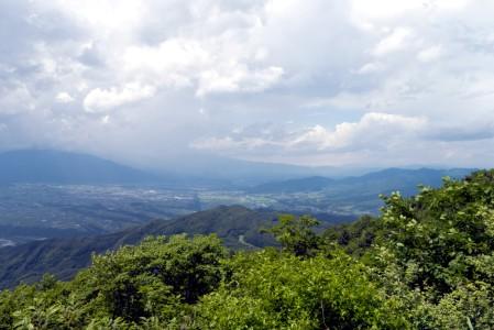 陣馬形山1