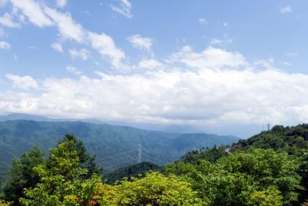 陣馬形山3