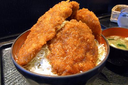 ソースカツ丼2