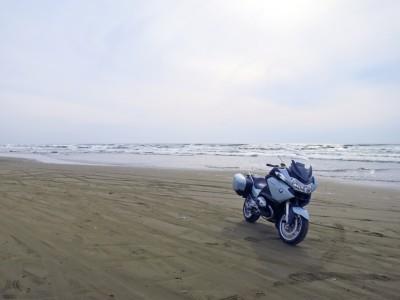 千里浜ドライブウェイ